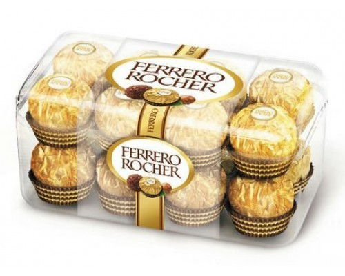 """Бонбони """"Ferrero Rocher"""" – 200 гр."""